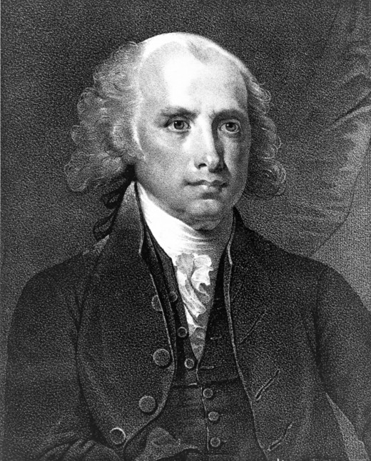President James Madison ignited the War of 1812 when he signed a formal declaration of war on June 18, 1812.