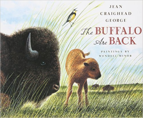 The Buffalo Are Back by Jean Craighead George