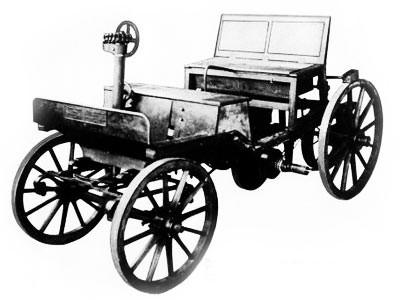 The Earliest Automobile