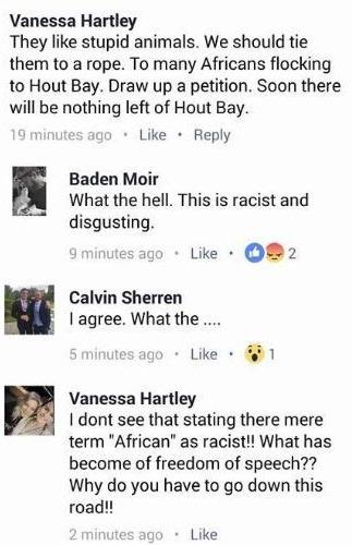 2 minute speech on racism