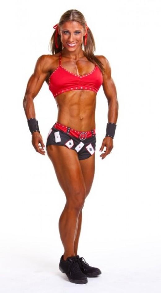 IFBB Pro Tina Durkin
