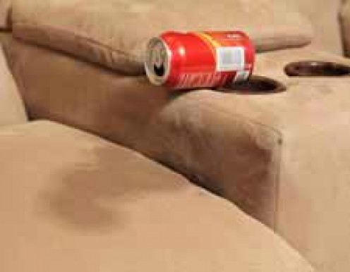 Spills are the primary reason for getting your upholstery and carpet cleaned.