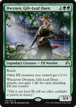 Top Six Green Commanders in Magic: The Gathering
