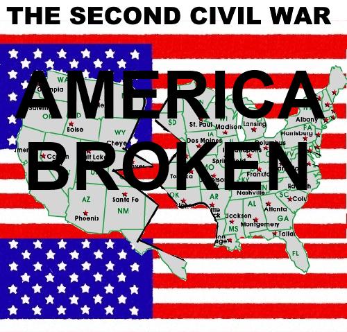 The Second Americal Civil War