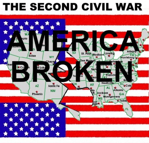 The Second Americal Civil War