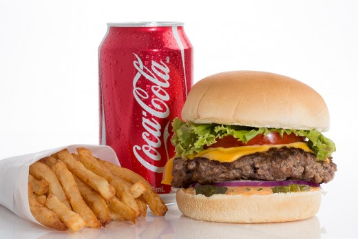Fast food is making Americans more sick and fat than ever before. Young Americans are likely to be the first generation with a shorter lifespan than their parents.