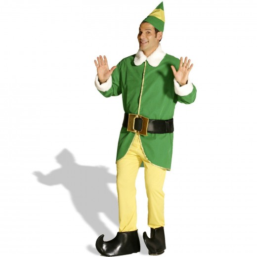 I found this Buddy the elf costume at go4costumes.com
