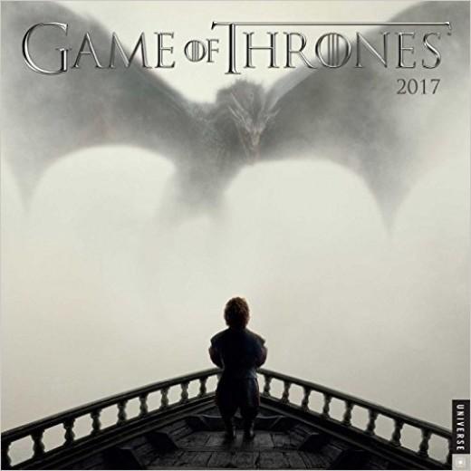 2017 Game of Thrones Calendar