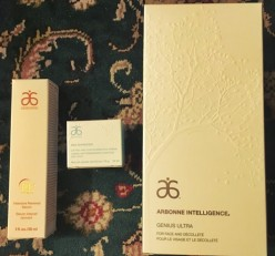 Review of Arbonne skincare: The best of nature and technology