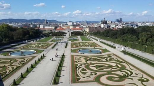 Belvedere Palace Museum