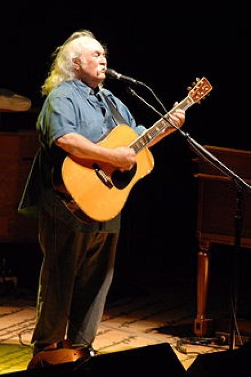 David Crosby in 2006