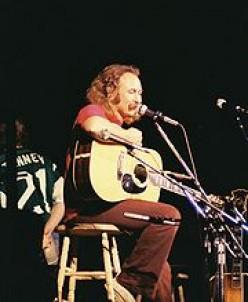 David Crosby in 1974