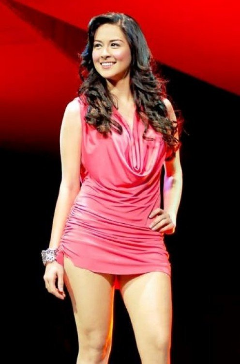 Marian Rivera, FHM Philippines' Sexiest Pinay 2008