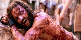 He was wounded for my transgressions.