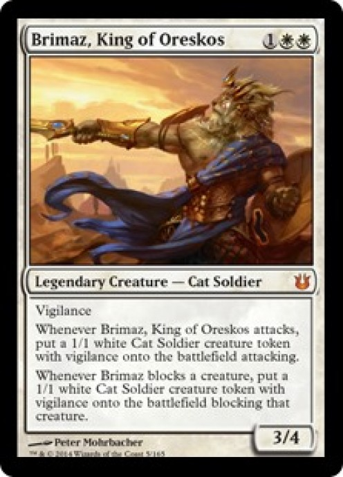Top Six White Commanders in Magic: The Gathering