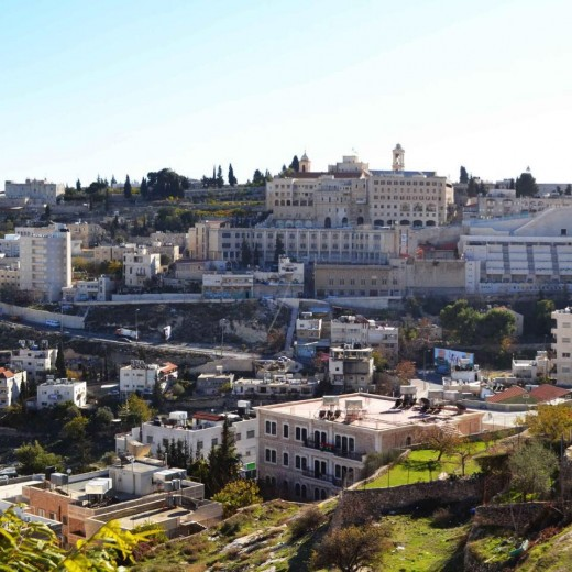Bethlehem as it is today