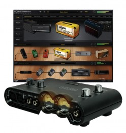 Line 6 UX-2 USB Recording Interface