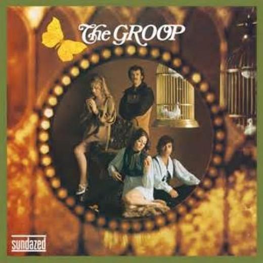 """""""The Groop"""" CD (2007, Sundazed label)"""