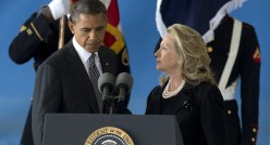 President Obama & Hillary Clinton, from Class to Narcissistic Peddlers of Hysteria & Hypocrisy