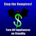 Best Way to Reduce Electricity Consumption - Turning Off Appliances on Standby