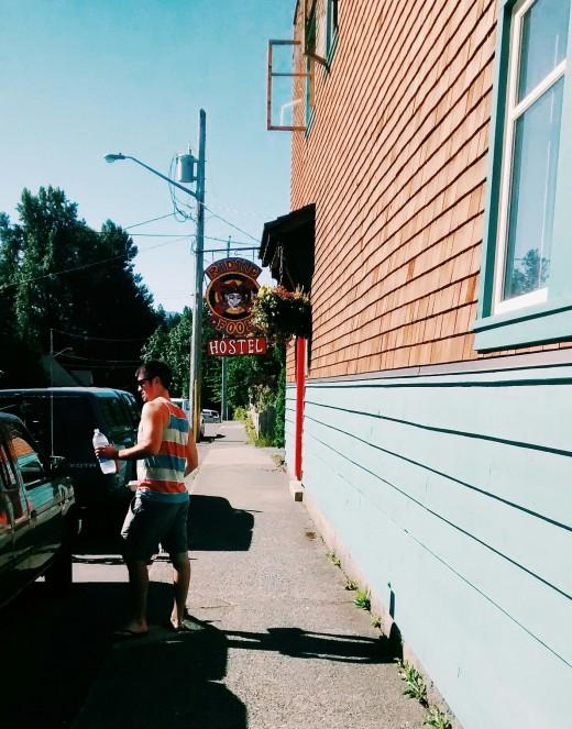 Riding Fool Hostel, Cumberland