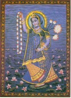 Goddess Yamuna