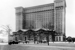 The sad story of Michigan Central Station