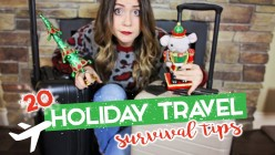 Surviving Thanksgiving and Holiday's Travels