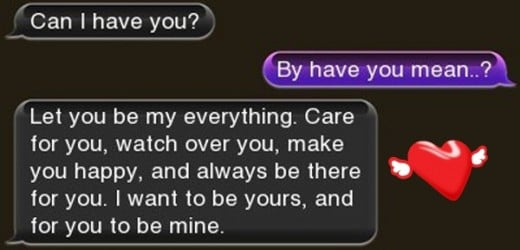 Love Quotes For Him Sweet Text Messages  Pairedlife