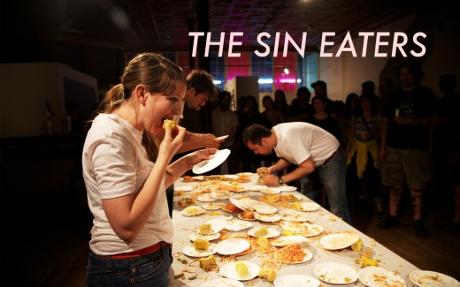 Sin Eaters at work in modern times