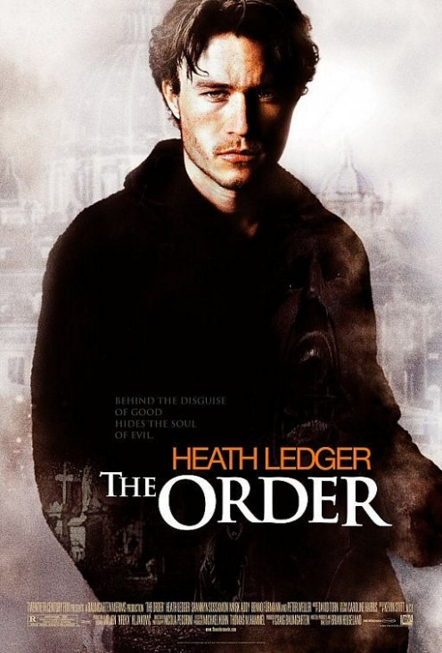 The late Heath Ledger  Joker,Batman Dark Knight Rises Sin Eaters to my chagrin are famous