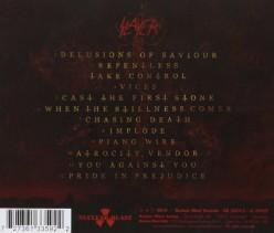 Review: Slayer Repentless 2015 Thrash Metal Album