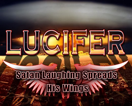 Feeding of the Universal Life Force (ULF) of humanity Lucifer sustains himself through fear, pain and suffering.
