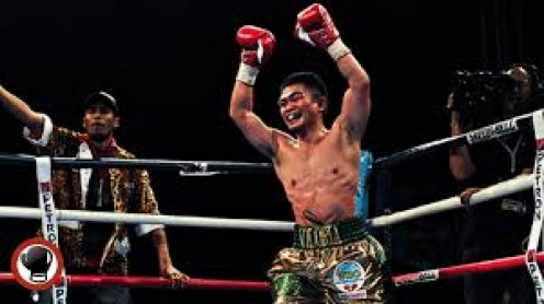 Brian Viloria has won world titles in the junior flyweight and flyweight divisions.