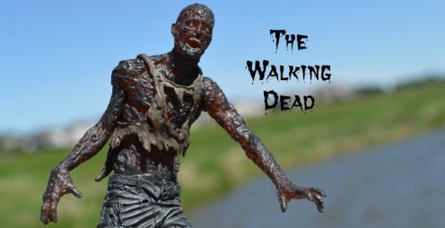 "On ""The Walking Dead,"" the zombies are usually called walkers."
