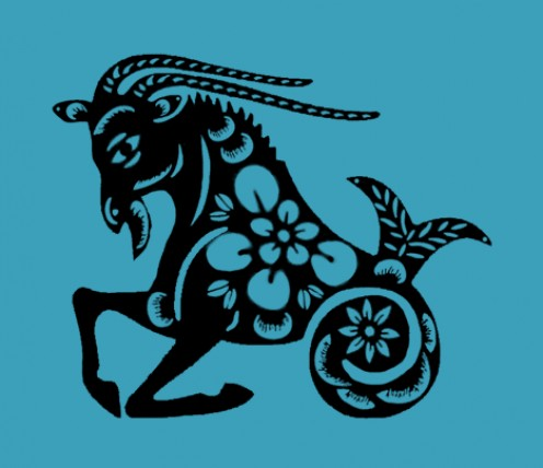 The Sea-Goat, Capricorn