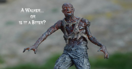Call it a walker or a biter-It is still a horror.