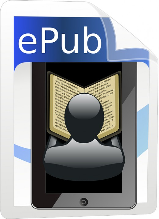 convert your ebook to a .epub file