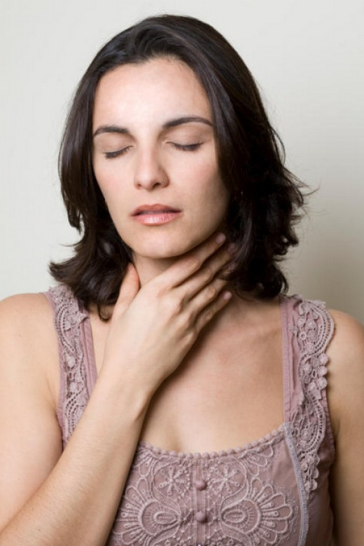Singing or talking for long period can cause itchy throat