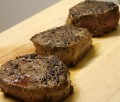 How to Cook a Filet Mignon Using a Frying Pan and Oven