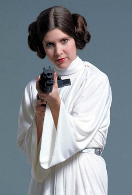 8 things you never knew about carrie fisher hubpages