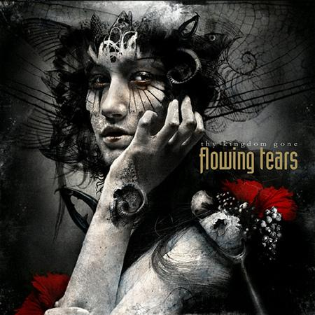 The album cover of Thy Kingdom Gone portrays a woman who is despondent and feels that she has lost everything. The band really touches upon the concept of losing faith in the human race.