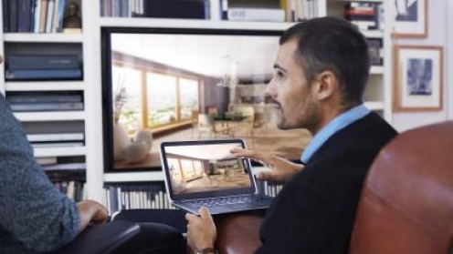 Connecting your laptop to your TV makes it easier to share what's on your screen with a large group of people.