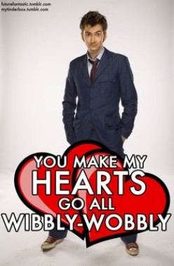 Doctor Who Valentine Cards