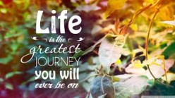 A Journey that Speaks the Life