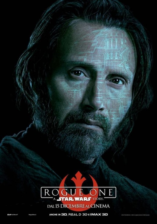 Rogue One: Galen Erso Poster