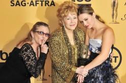 Carrie Fisher & Debbie Reynolds - Feeling For Billie Lourd
