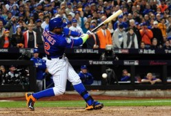 With Cespedes signed for 4 more years for $110 million, Mets will trade Jay Bruce on their terms.