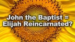 Scriptural Reincarnation Debunked