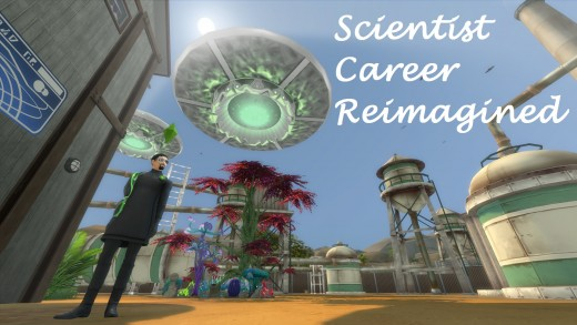 Be a biologist, teacher, fashionista, or just a better doctor/scientist, with these career mods!